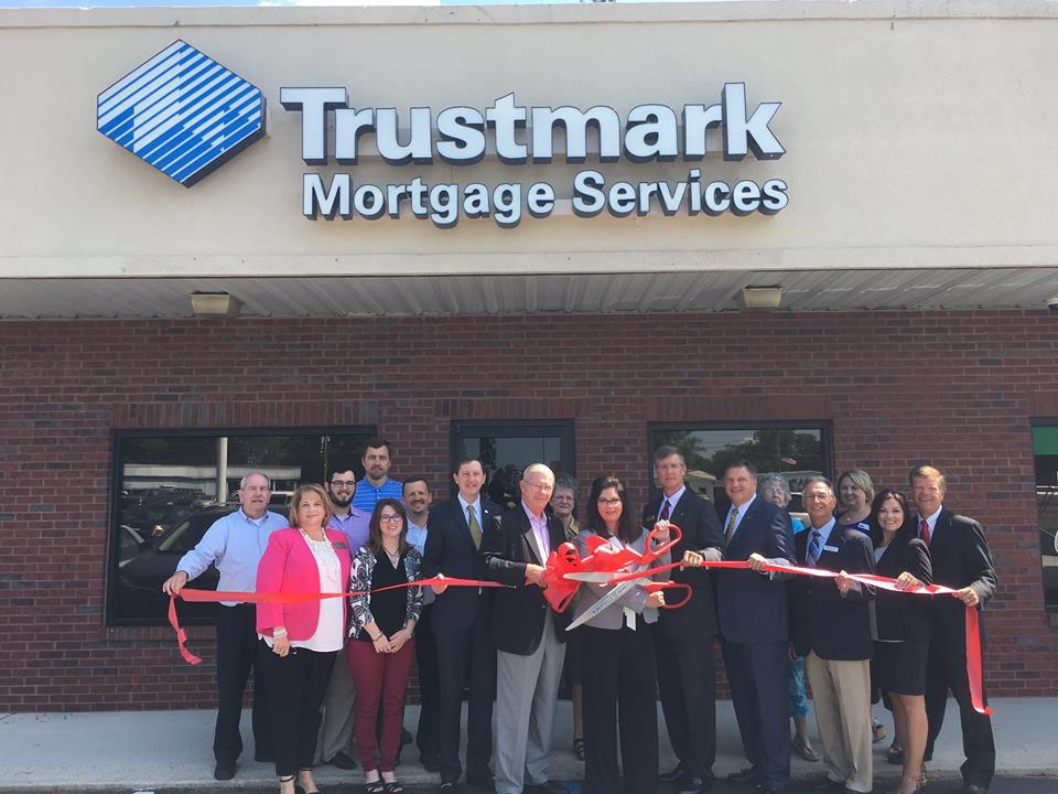 Trustmark Mortgage... Welcome to Albertville!  We are so happy to have you here!