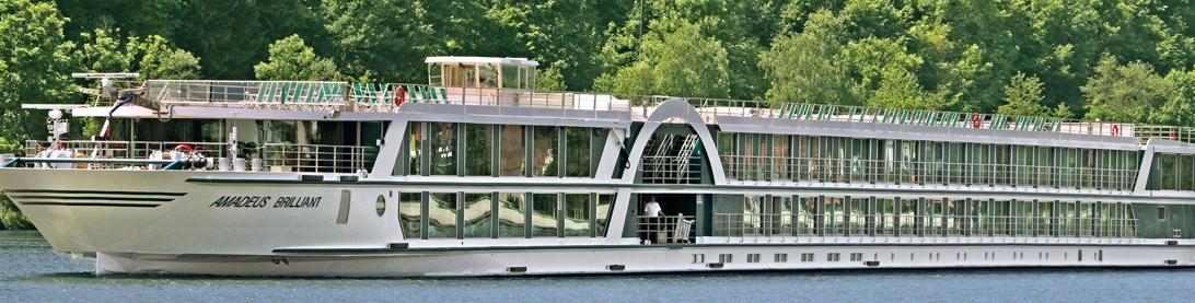 MS Amadeus Brilliant Riverboat