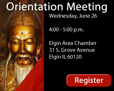 China Trip Orientation Meeting