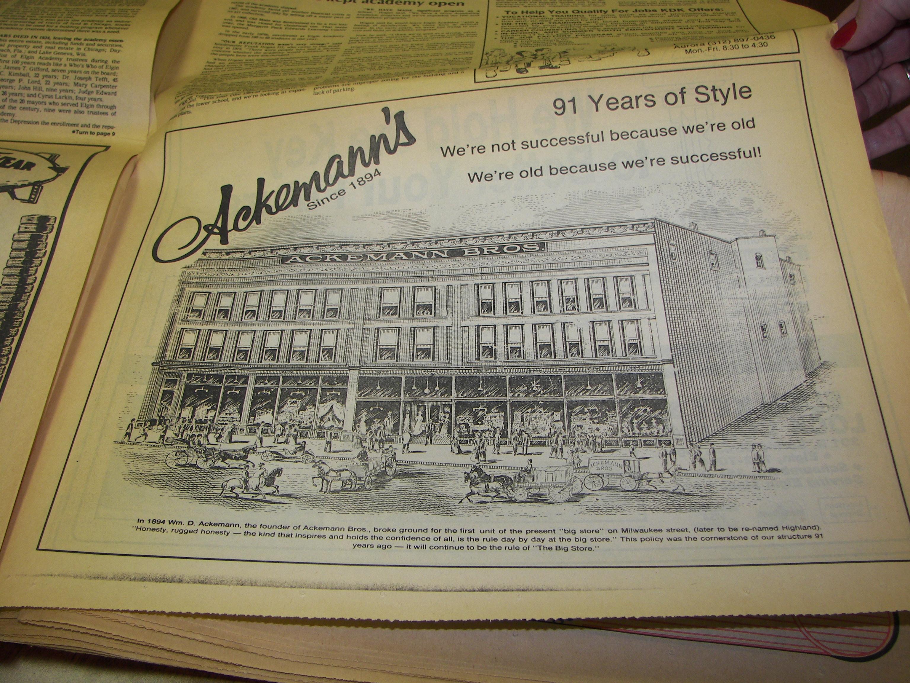 Ackemann's-1911.JPG
