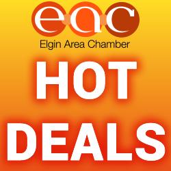 Elgin Area Chamber Hot Deals
