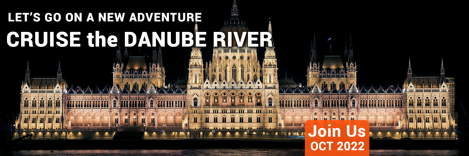 Cruise the Danube River with the Elgin Area Chamber October 2022
