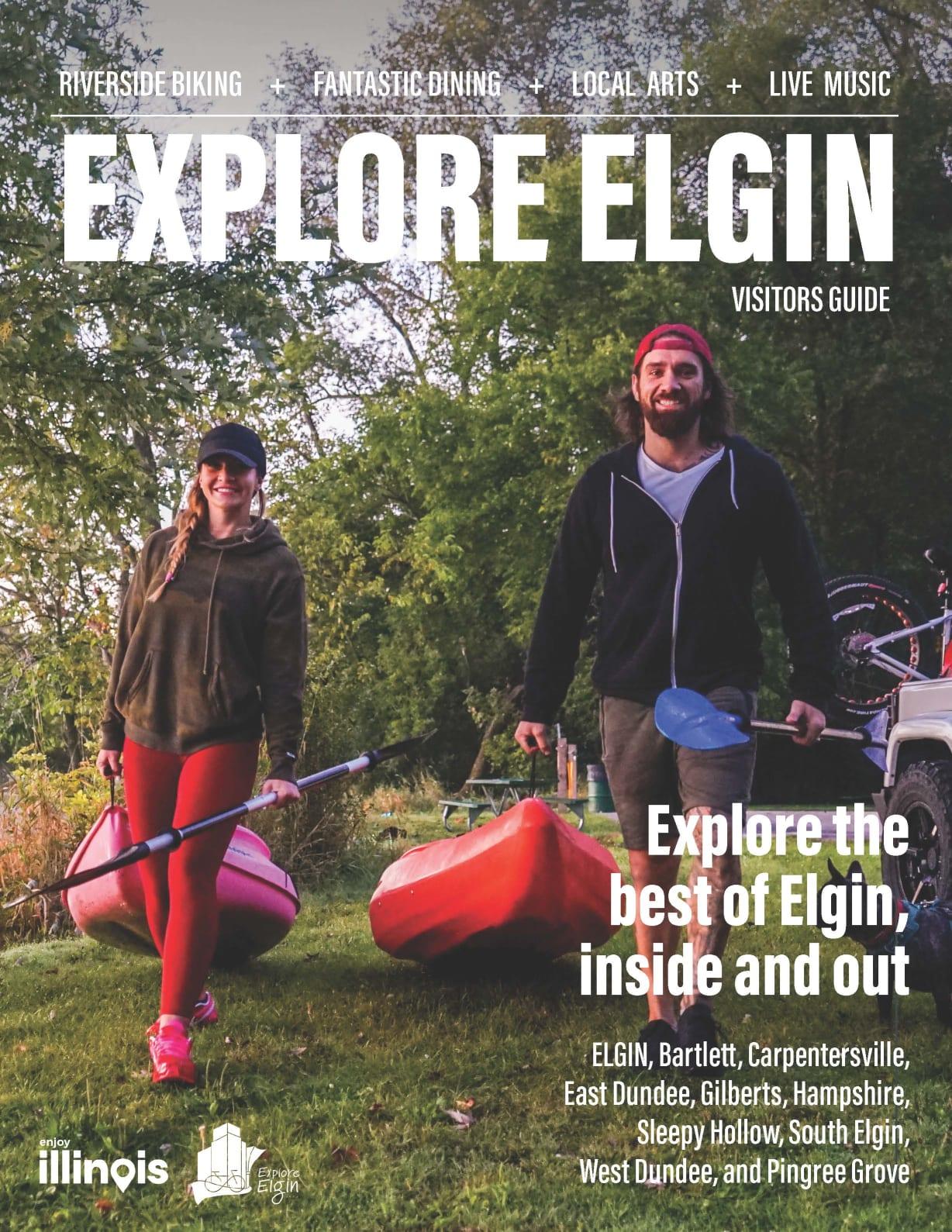 Explore Elgin Visitors Guide