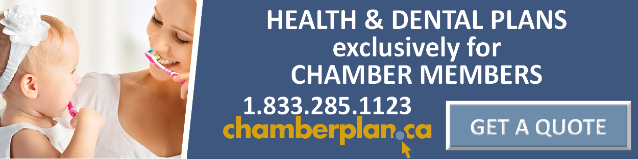Get a quote for health and dental plans exclusively for chamber members.