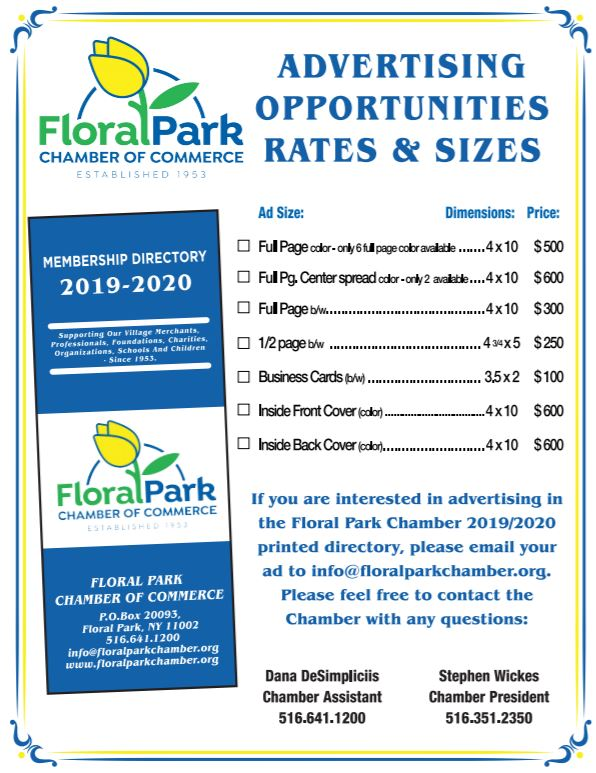 Home - Floral Park Chamber of Commerce, NY