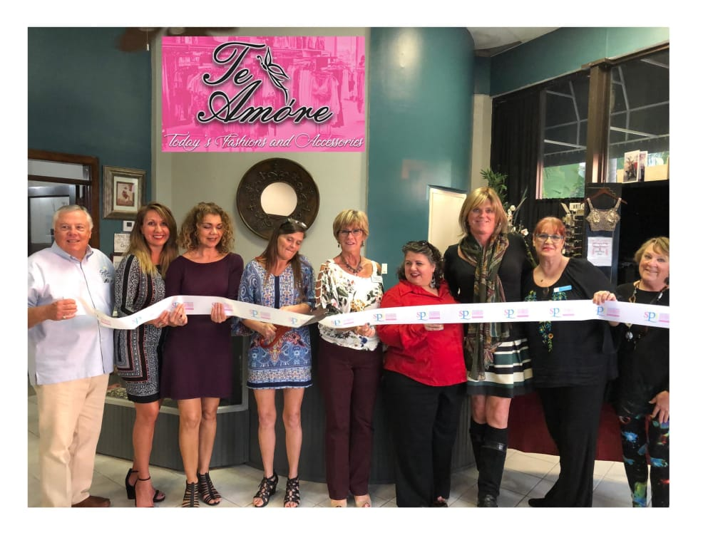 Te Amore Ribbon Cutting