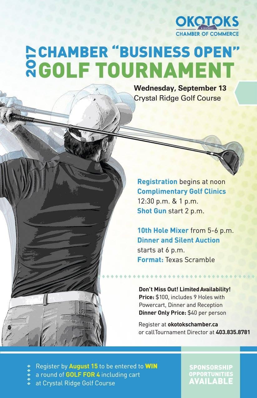 Business Open Golf Tournament 2017