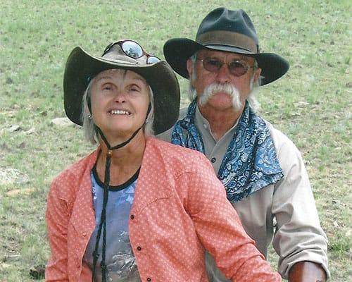 2011 - Tom and Annaruth Schick