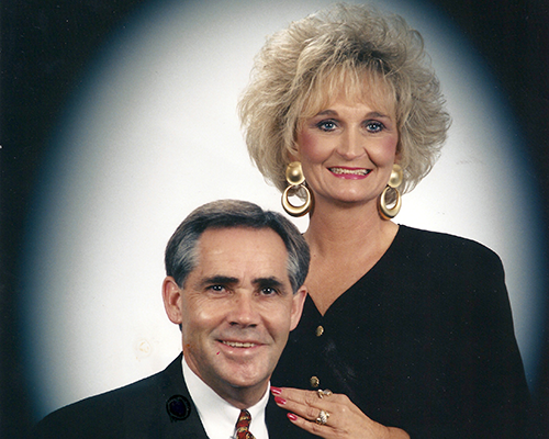 2012 - Melvin and Patsy Spencer