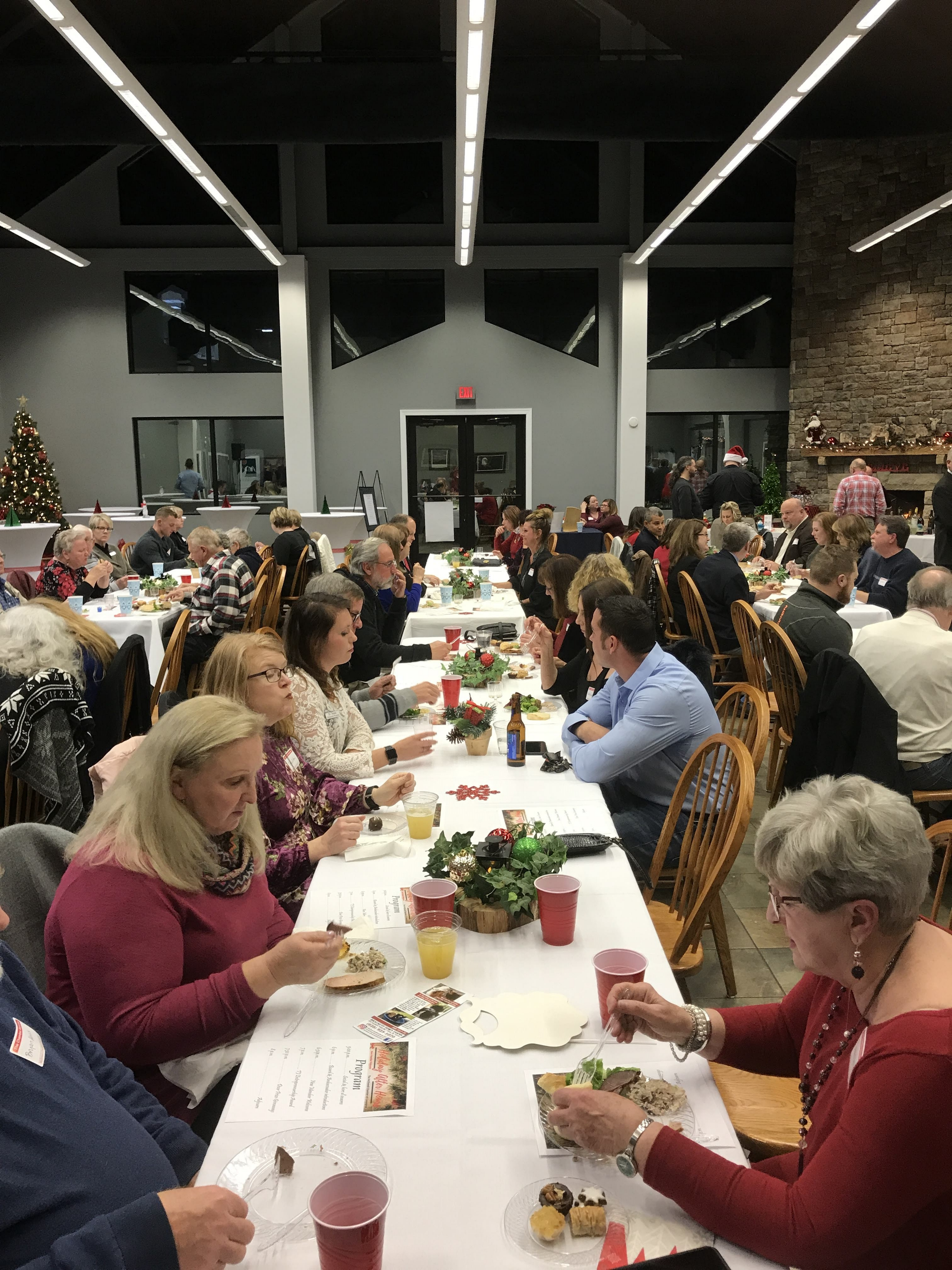 2018 Holiday After Hours at Tom Johnson's Camping World
