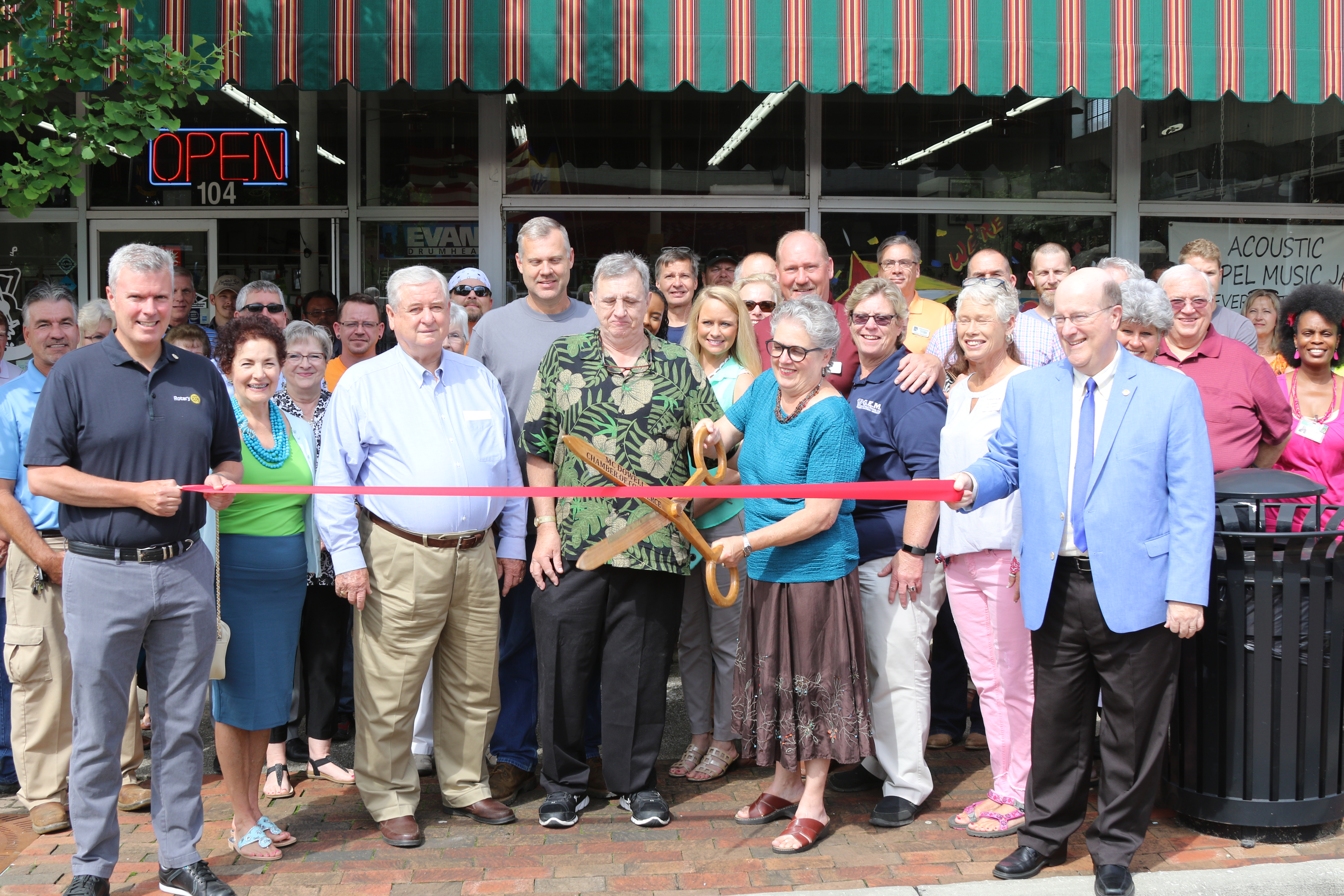 Celebrating 30 years on Main Street with Killough's Music & Loan