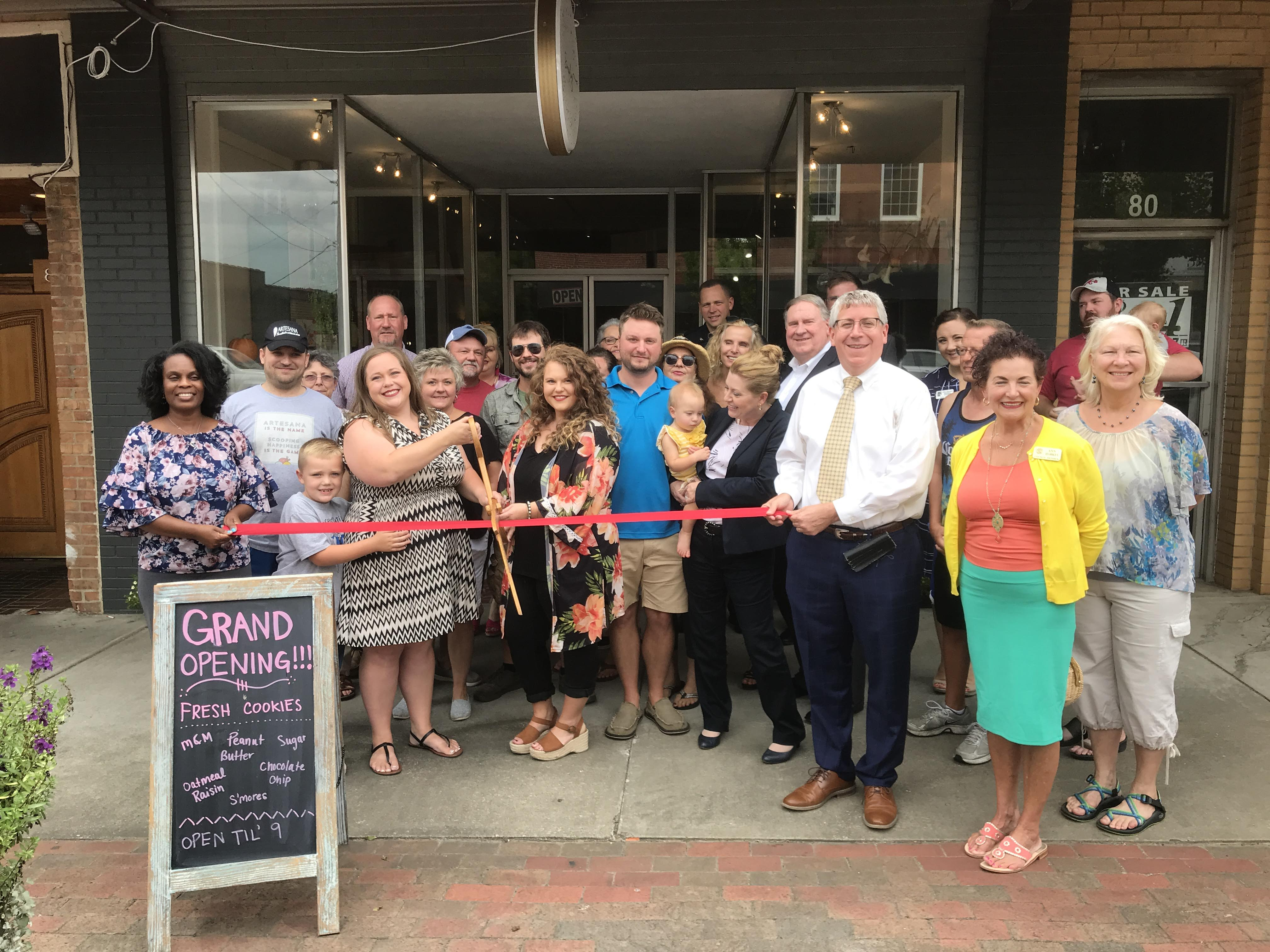 Simply, Happy & Sweet opens at 82 S. Main St. Marion, NC