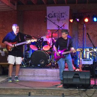 Cahoots Band, Marion NC sponsored by Big League Camp