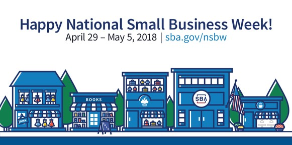 National Small Business Week-McDowell Chamber of Commerce