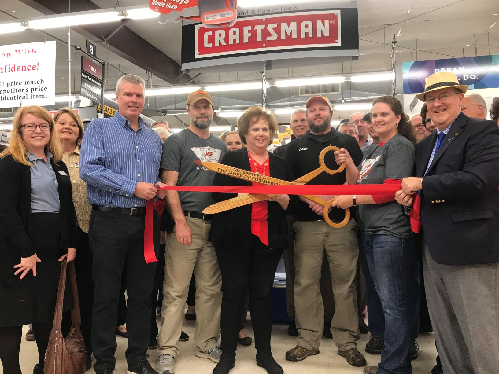 Spencer's Ace Hardware 35th Anniversary