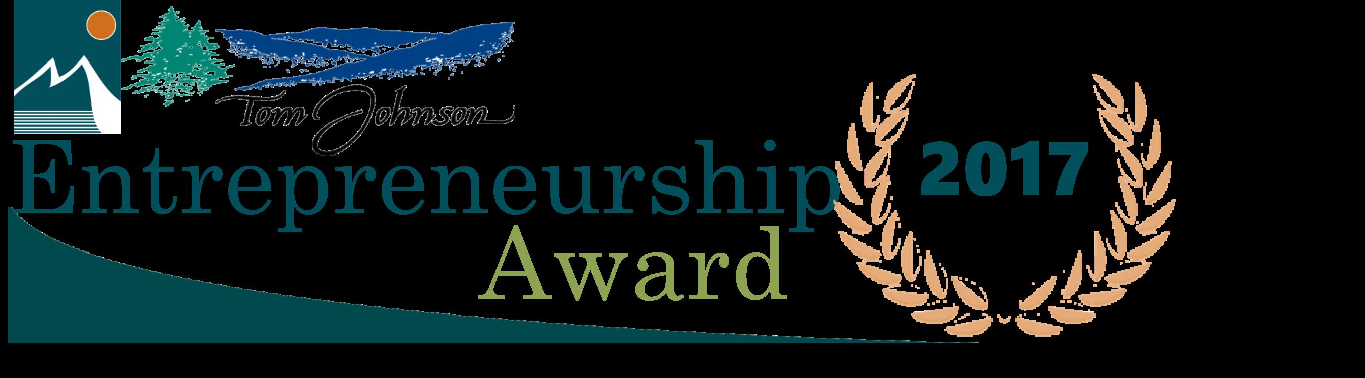 Tom Johnson Entrepreneurship Award