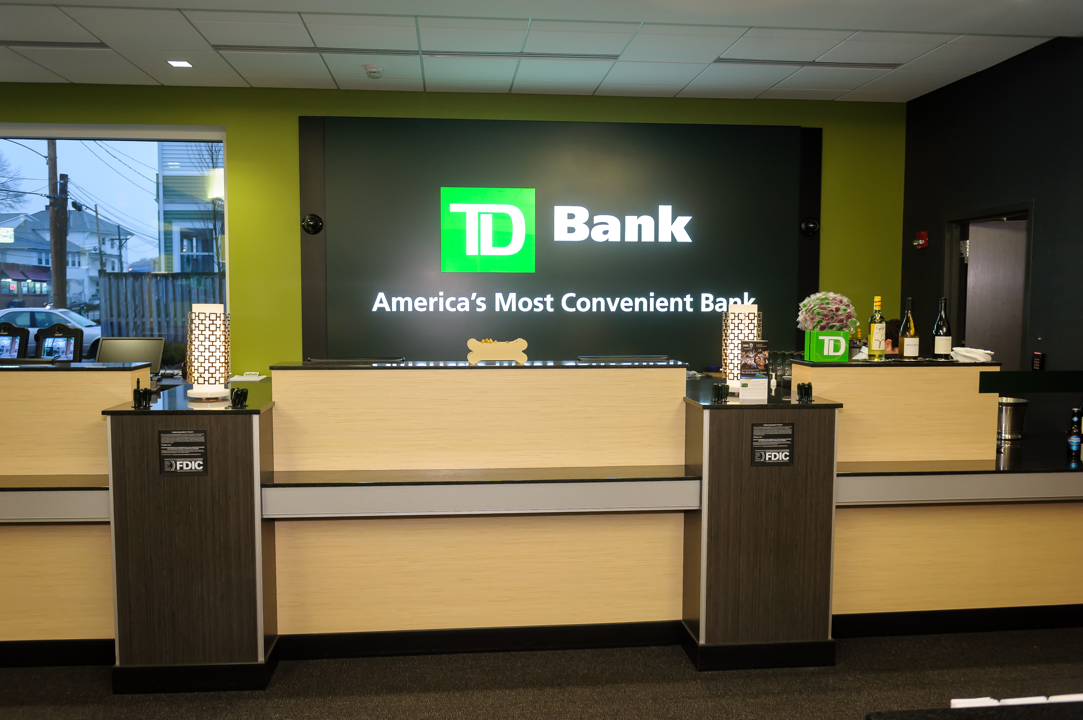 032016 TD North Bank WatertownBelmont Chamber of Commerce MA