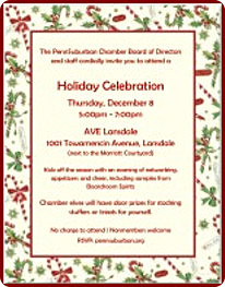 Chamber Holiday Celebration