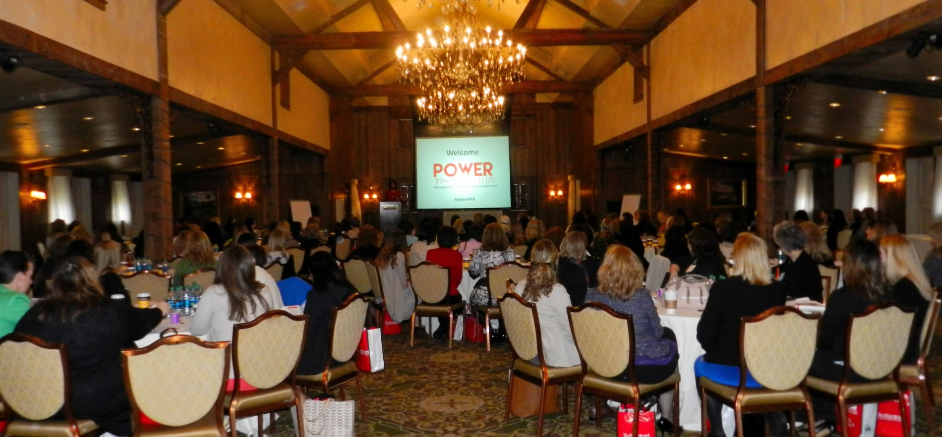 power your potential montgomery county women's conference
