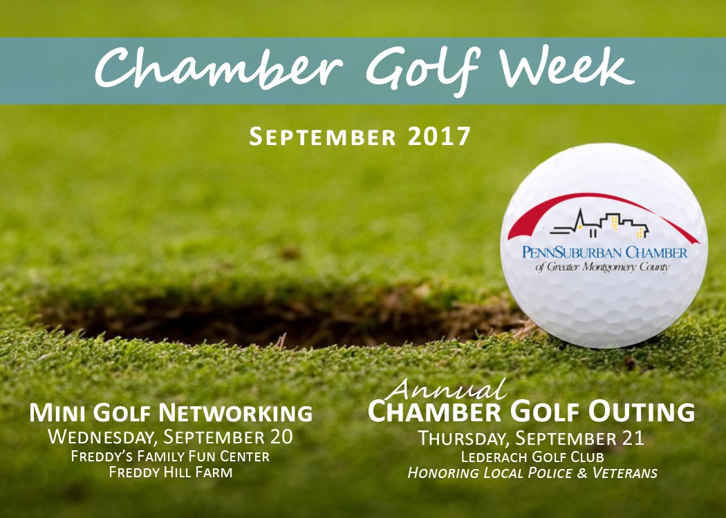 Chamber Golf Outing 2017