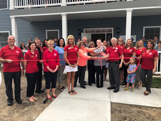Partners In Hope Ribbon Cutting
