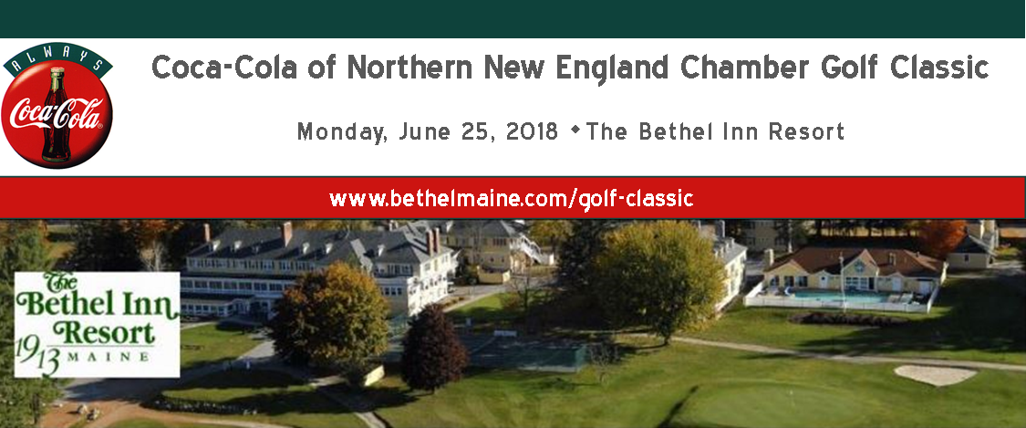 Coca-Cola of Northern New England Chamber Golf Classic
