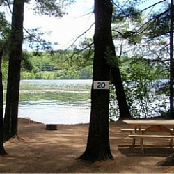 Campgrounds near Bethel Maine