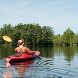 Waterfront vacation rentals in Bethel Maine area