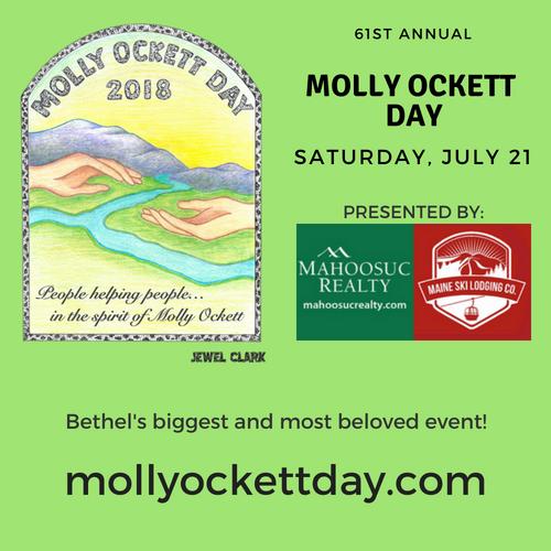 Molly Ockett Day - July 21, 2018