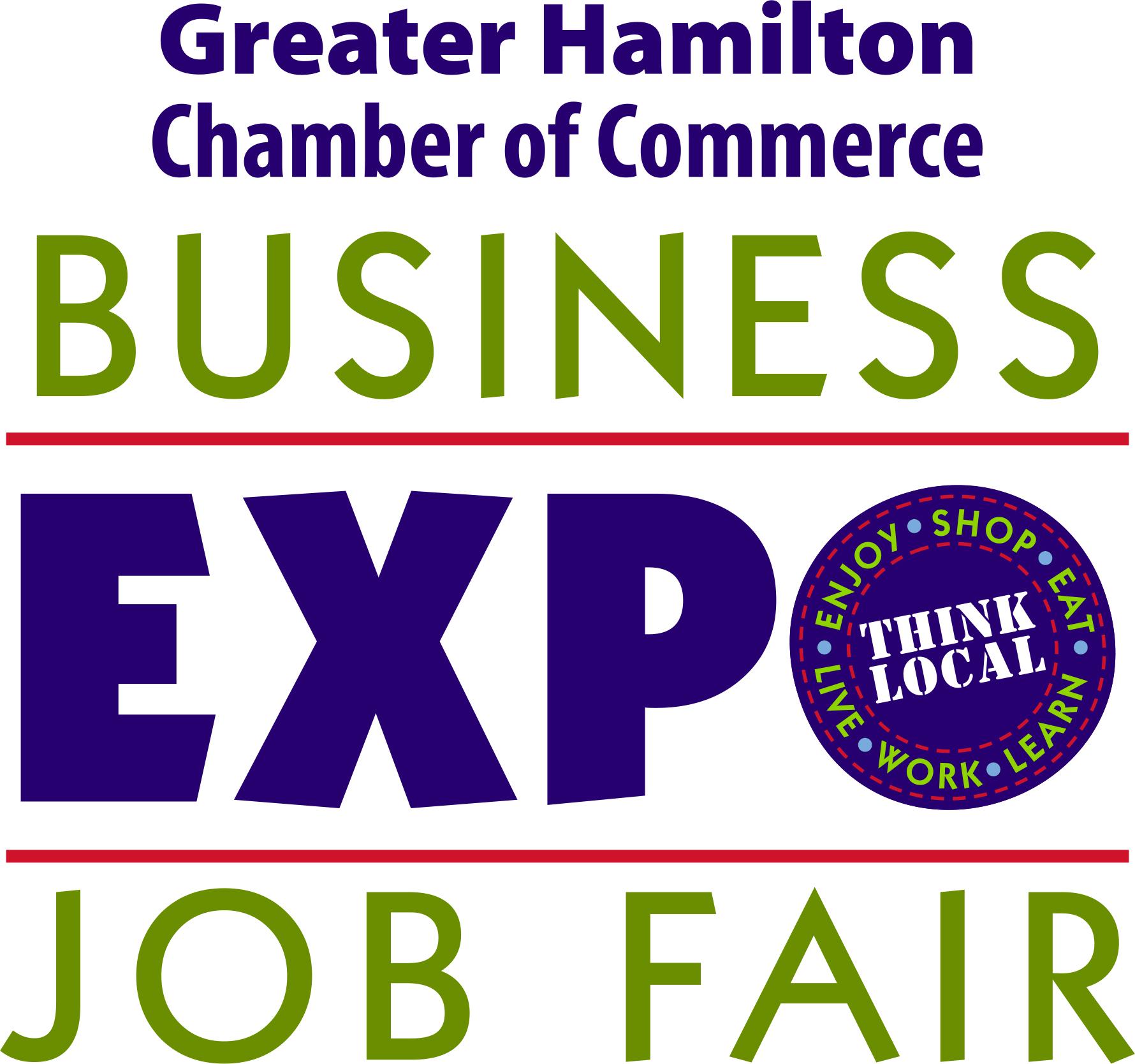 business expo job fair greater hamilton chamber of commerce oh business expo job fair think local