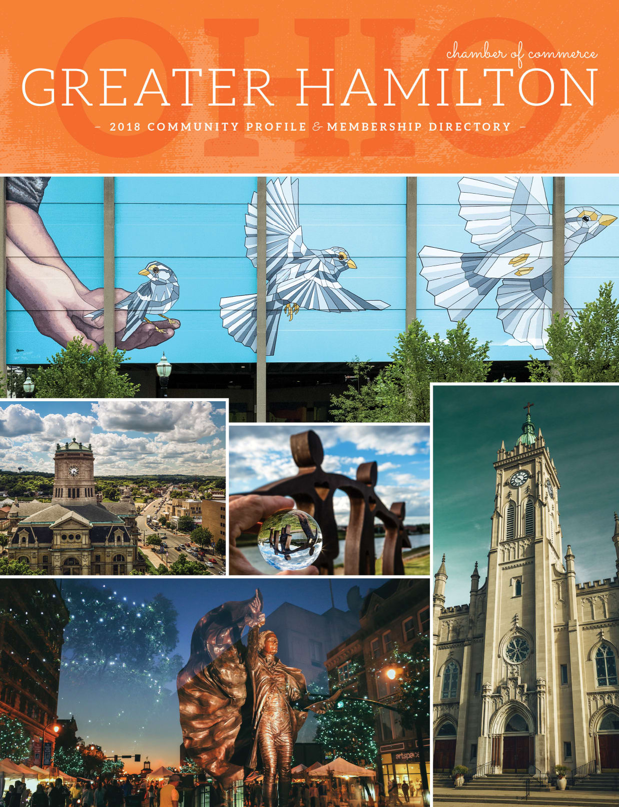 Greater Hamilton Chamber Community Profile Guide & Membership Directory