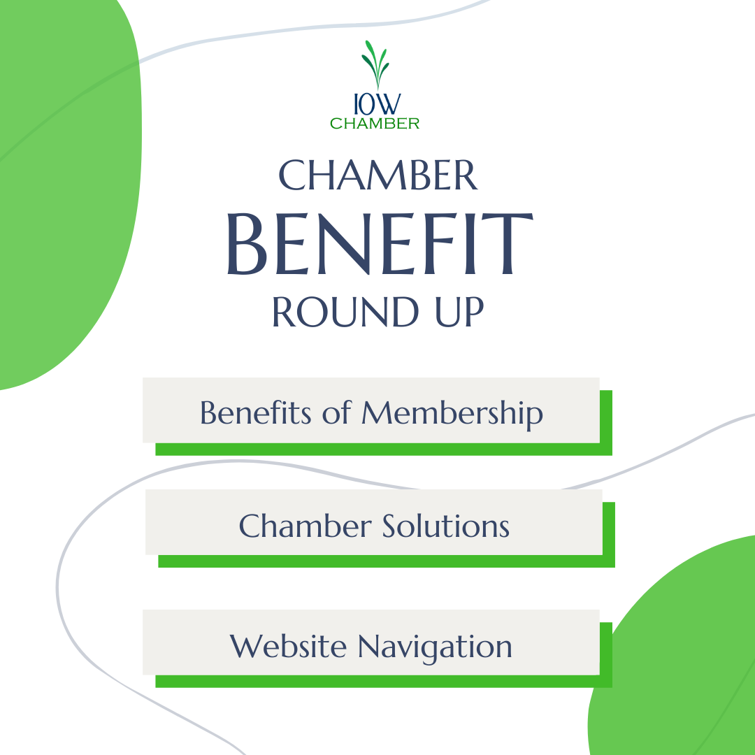 Chamber Benefits Round-Up