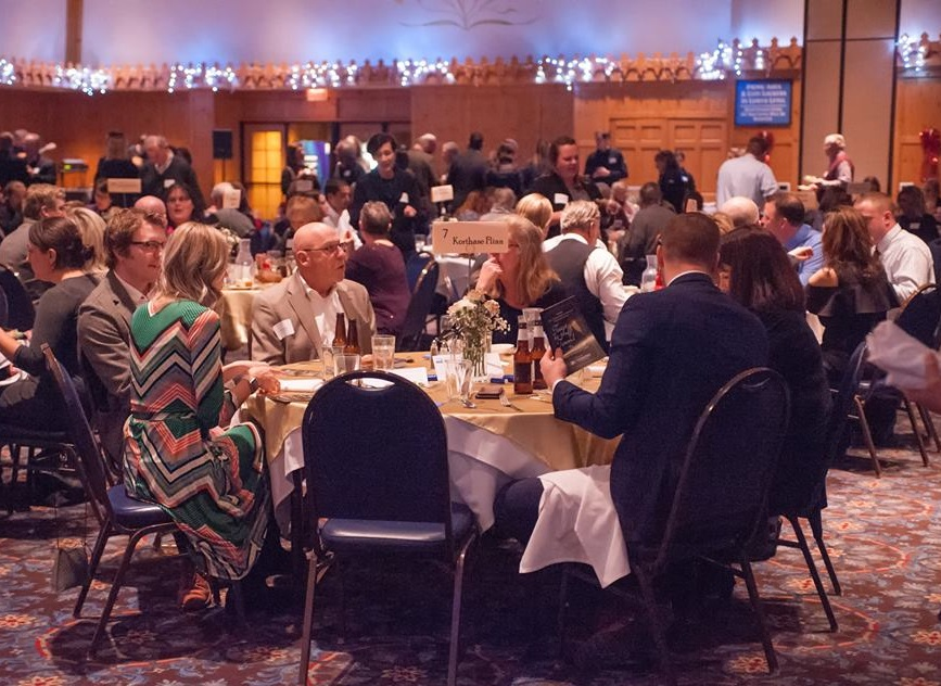 Annual Awards Gala Jan. 17