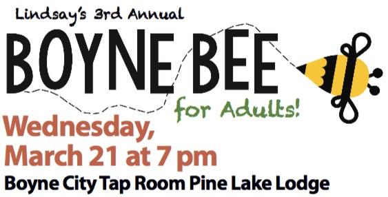 Calling all spellerz for the Boyne Bee