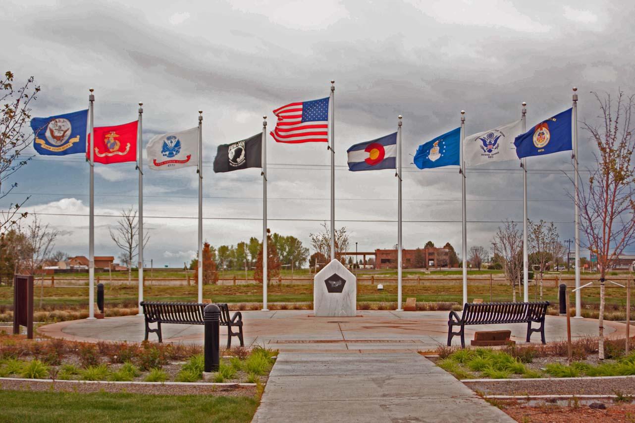 Bennett I-70 Corridor Military Memorial Park