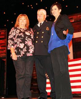 Fire Chief, Ronnie Tucker Retirement