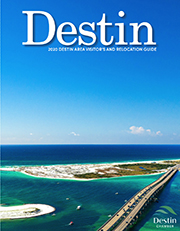 2019 Destin Area Visitors Guide & Membership Directory