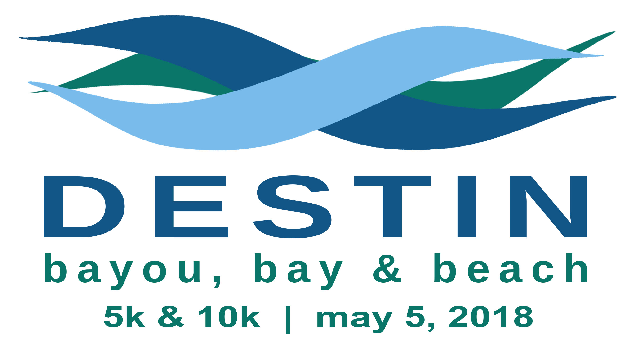 Destin's Bayou, Bay & Beach 5K 10K
