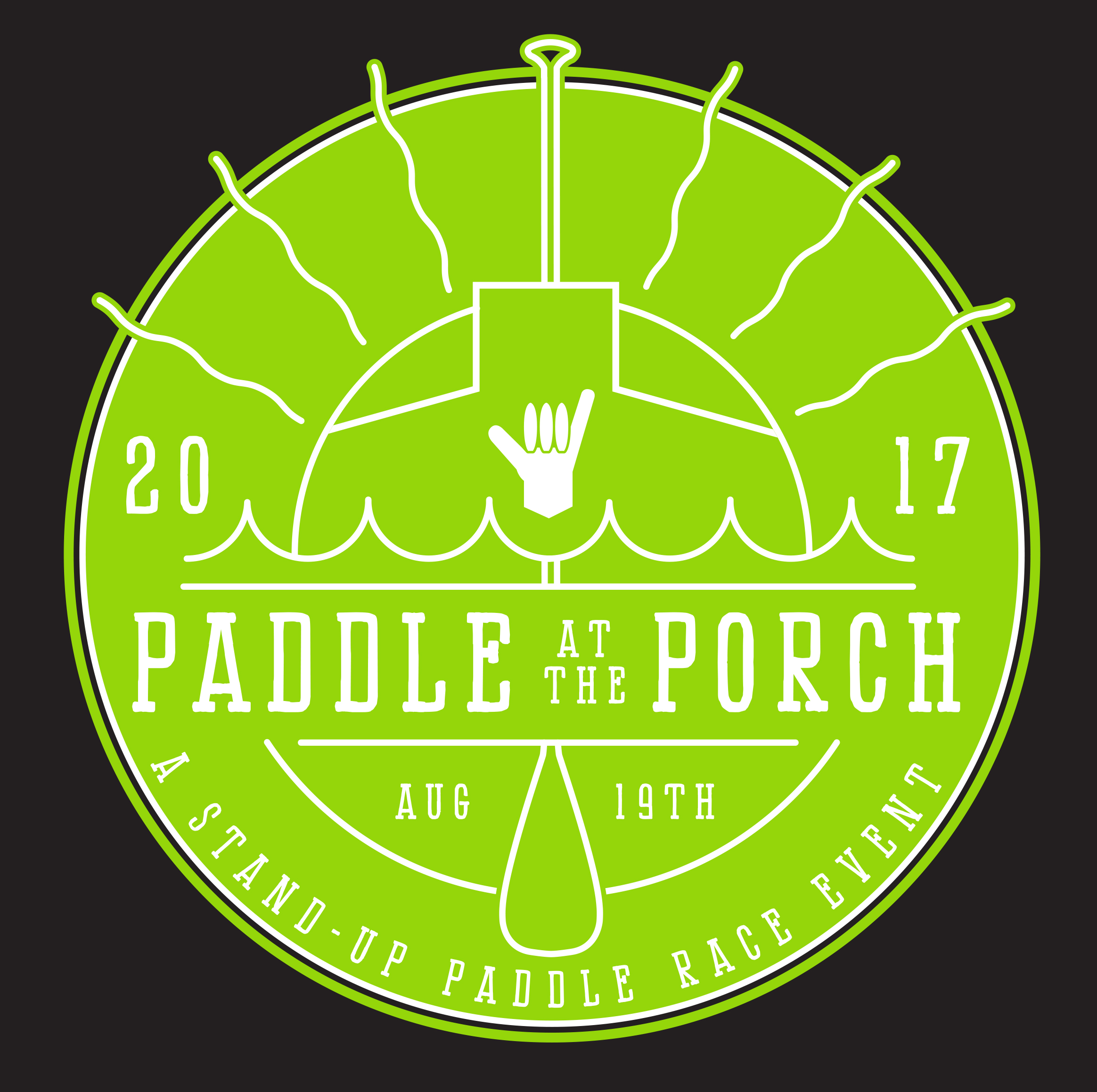 Paddle at the Porch 2017