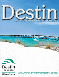 Destin Visitor's Guide & Membership Directory
