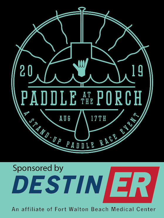Paddle At The Porch - Destin ER