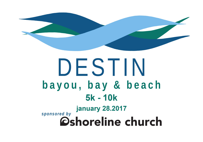 Destin Bayou Bay Beach 5K 10K
