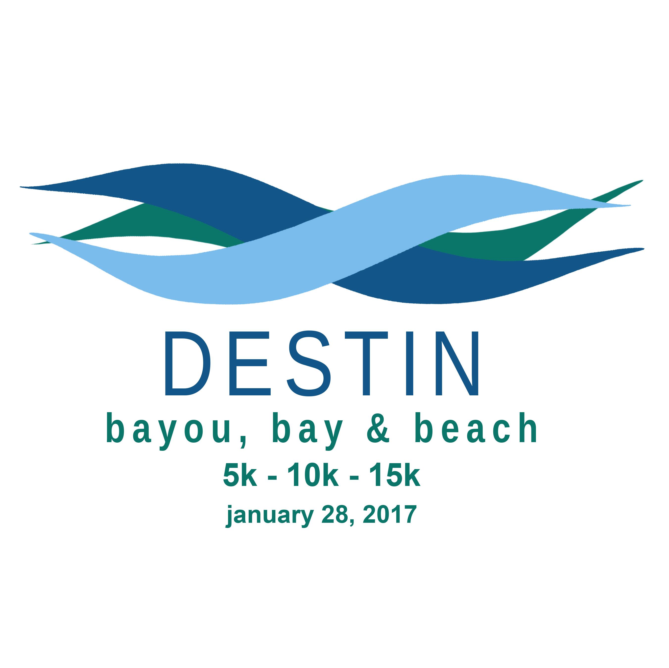 Bayou, Bay & Beach 5K, 10K & 15K