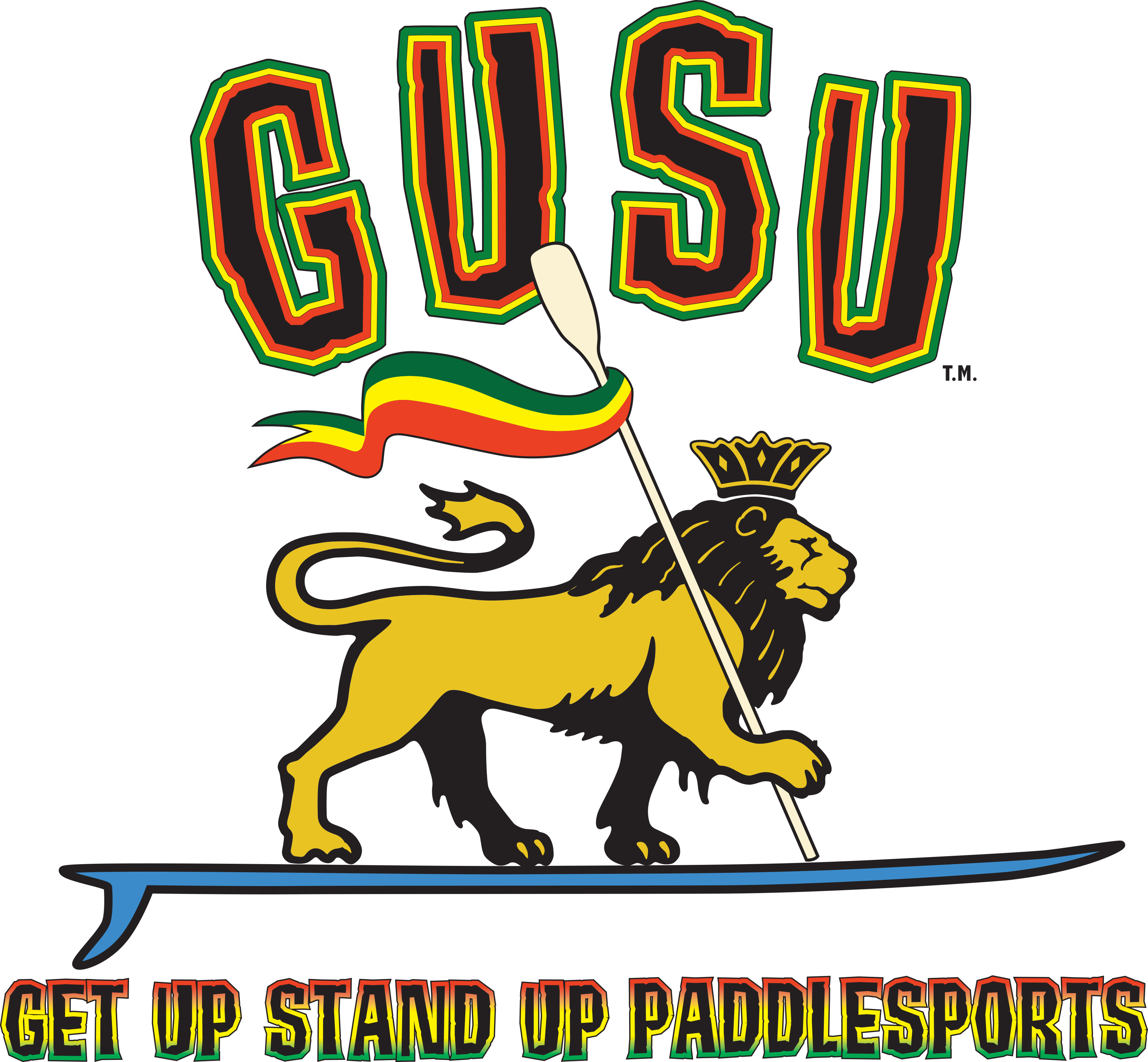 GUSU Stand Up Paddle Sports