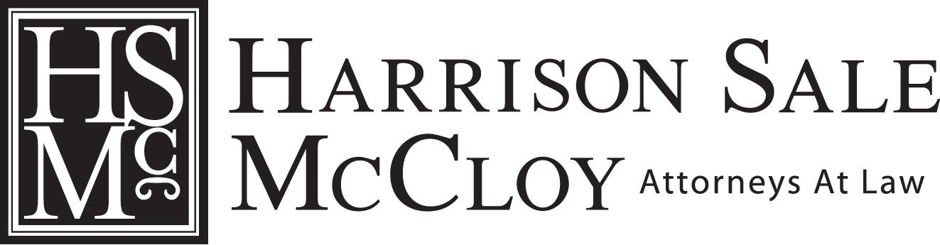 Harrison Sale McCloy