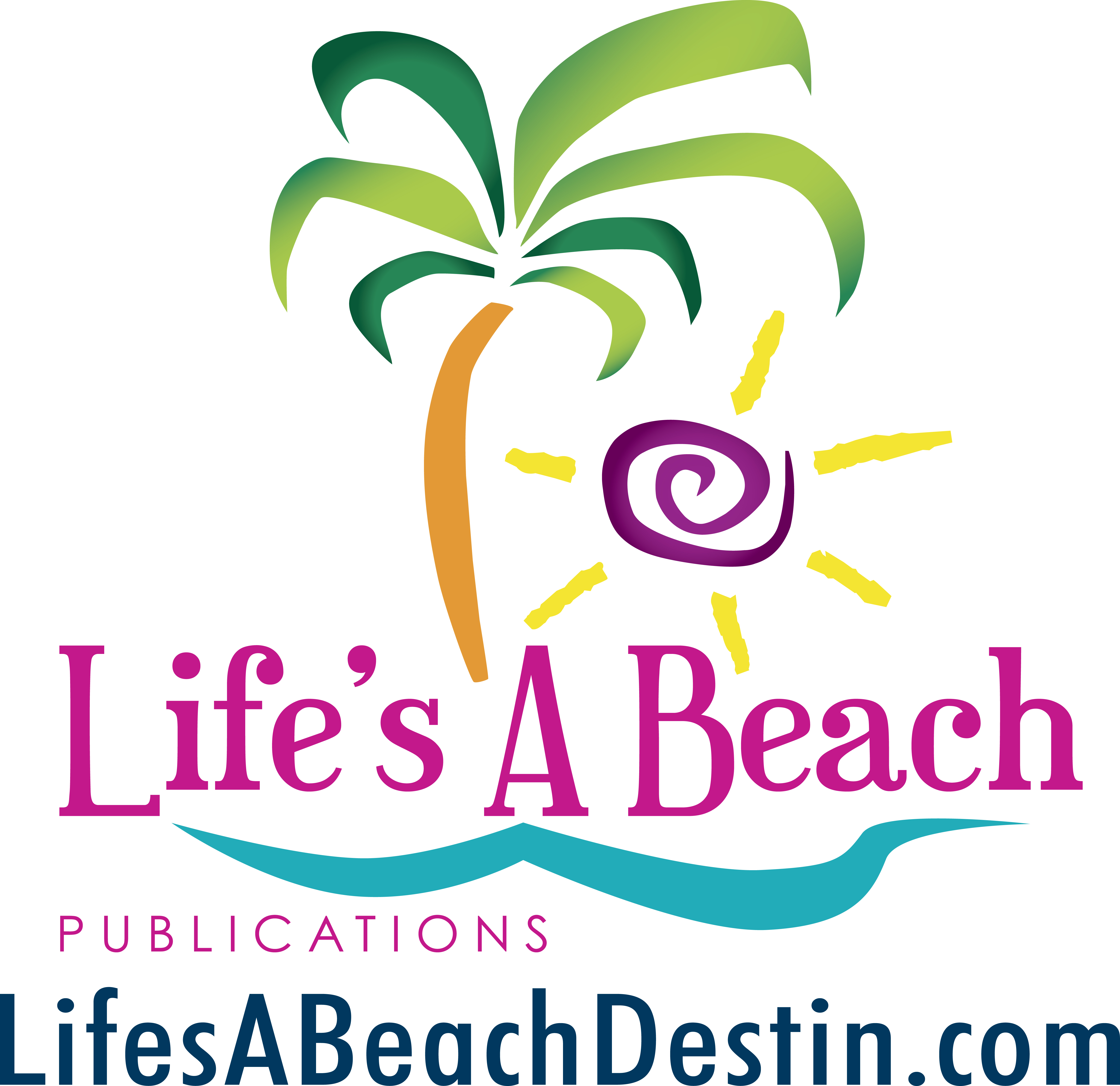 Life's A Beach Visitor Magazine