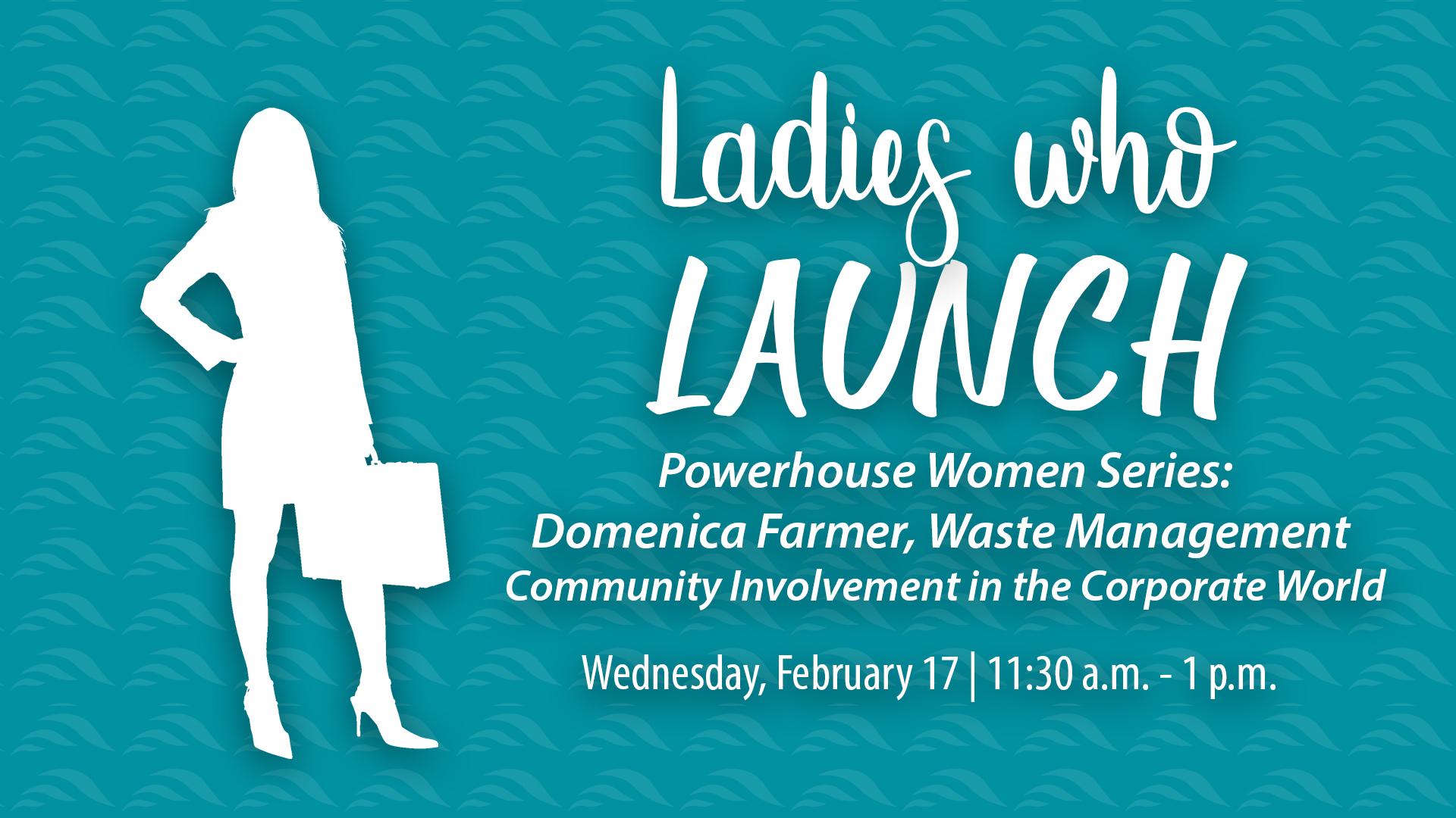 Destin Chamber Ladies Who Launch Domenica Farmer