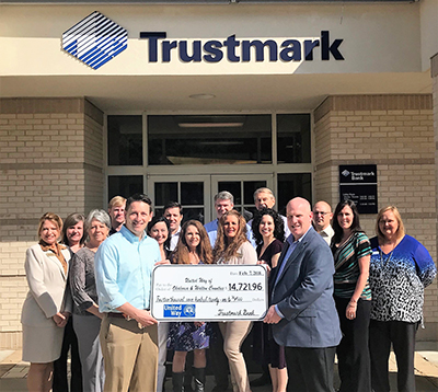 Trustmark National Bank - United Way of Okaloosa Walton Counties
