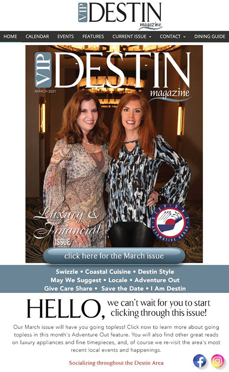 VIP Destin Magazine