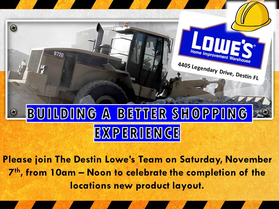 Destin Lowe's